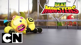 Beat Monsters | Prison Break | Cartoon Network