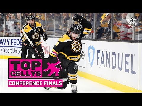 Top 10 Cellys of the Conference Finals