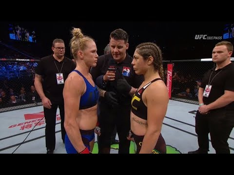 UFC Rankings Report: Holm Returns to Contention at 135