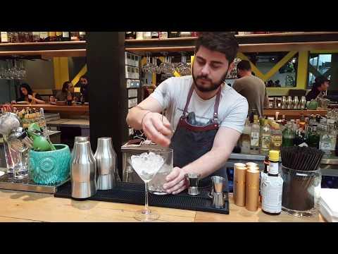 Dirty martini Joker No 19 | Müdavim Vlog