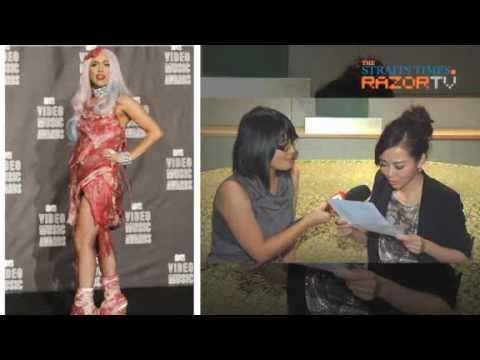 RAZOR TV: Jane Zhang Interview in Singapore