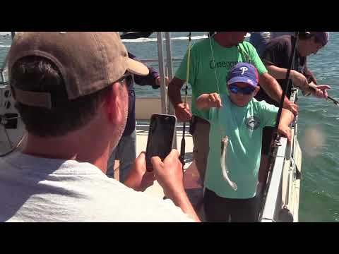 Duke O' Fluke Fishing Boat