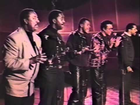1992 The Temptations / Just My Imagination & My Girl (TV Live) on