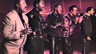 "1992 The Temptations / Just My Imagination & My Girl (TV Live) on ""Full Moon Show"""