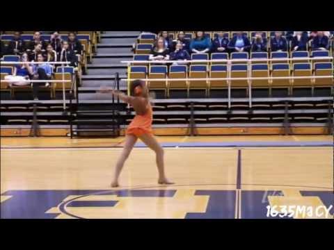 Dance Moms Nia's solo