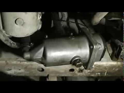 Установка предпускового подогревателя Северс на Фольксваген Транспортер 2,5 tdi 2001г.в.