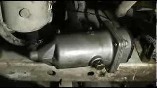 видео Opel astra G подогреватель двигателя установка