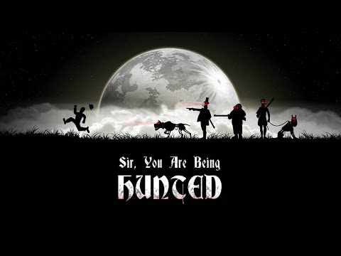Sir, You Are Being Hunted Gameplay |