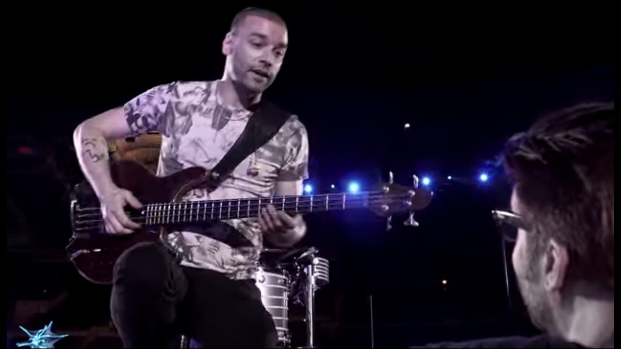 Muse — Behind The Scenes Footage — Part 2