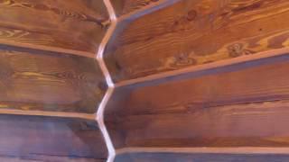 Теплый шов - утепление деревянного дома. @Tepleedom(, 2017-02-09T11:14:47.000Z)