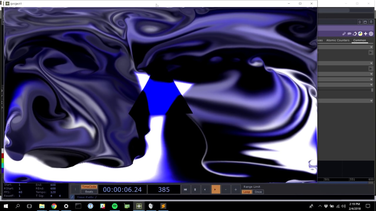 GLSL Fluids for Great Shader Success - Noah Norman