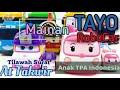 Review Mainan Tayo Robocar Poli Tilawah Surat At Takwir Anak Tpa Indonesia  Mp3 - Mp4 Download