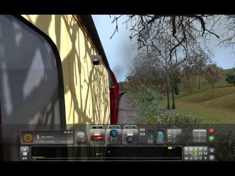 Railworks Train Simulator  SVR Western 'whizzo' thrash |