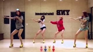 MI MI MI セクシー過ぎるダンス