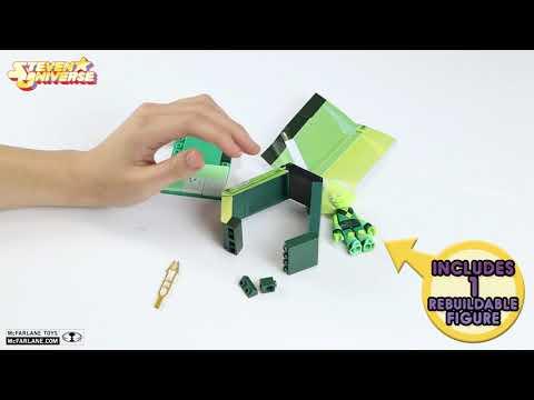 Steven Universe Jailbreak Construction Set - McFarlane Toys