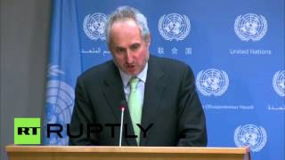 USA: UN worried about Middle-Eastern peace talks as Saudi-Iranian relations deteriorate