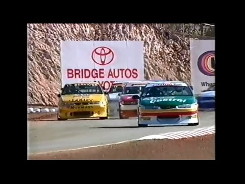 1998 V8 Supercars - Hidden Valley - Privateers Cup