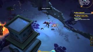 Torchlight 2 Ember Mage Veteran Gameplay part 1