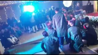 gaye holud dance