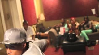 Gutta tv In Studio Recording T.I. - Dopeboyz Over at OG Whitehouse