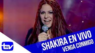 Venga Conmigo | Shakira - Ciega, sordomuda