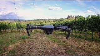 Dji Mavic Pro first flight! Range test - altitude test - RTH test