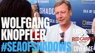 Wolfgang Knopfler, Producer interview at National Geographic#39s Sea of Shadows premiere
