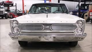 1966 Plymouth Fury white