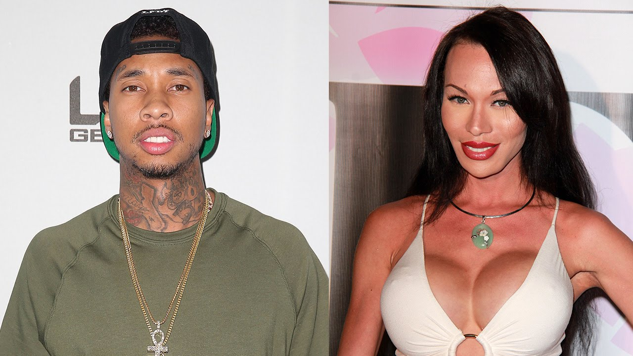 i dating a trans woman and tyga