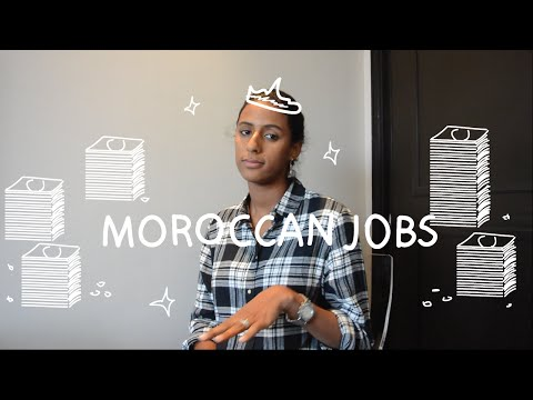 Weekly Moroccan Arabic Words with Chaima - Moroccan Jobs