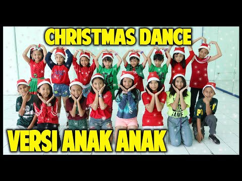 DANCE NATAL ANAK ANAK - CHRISTMAS DANCE - JINGGLE BELLS - CHOREOGRAPHY BY DIEGO TAKUPAZ
