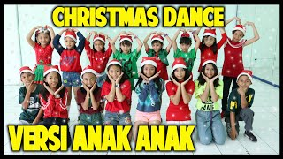 Download Lagu DANCE NATAL ANAK ANAK - CHRISTMAS DANCE - JINGGLE BELLS - CHOREOGRAPHY BY DIEGO TAKUPAZ mp3
