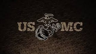 usmc emblem drawing time lapse
