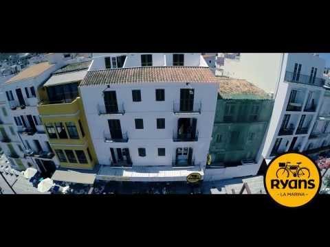 Video presentation | Ryans La Marina - Ibiza