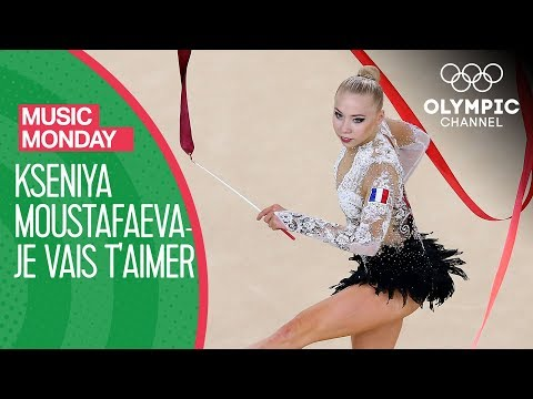 Kseniya Moustafaeva's masterful performance to Je Vais T'Aimer | Music Monday