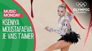 Kseniya Moustafaeva's masterful performance to Je Vais T'Aimer   Music Monday