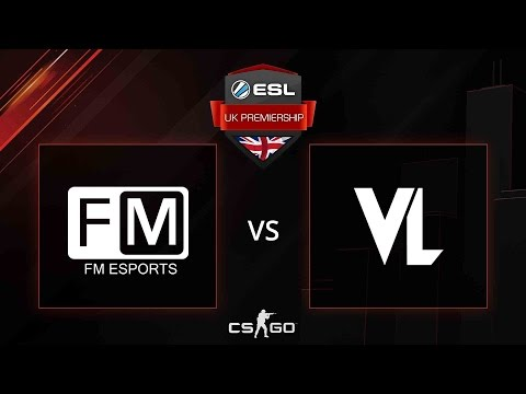[CSGO] FM vs Viral - Game 2 - Promotions - ESL UK Premiership