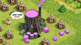 Clash of Clans Funny Moments Trolls Compilation #24 | COC Montage