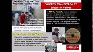 Relato final  EESO 637 Domingo Cullen