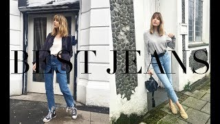 My Favourite Jeans! ft. Levi's, ASOS, Urban Outfitters