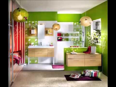 desain interior rumah minimalis warna hijau yourepeat
