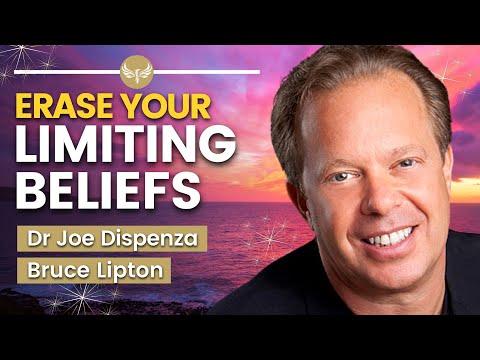 ERASE Your LIMITING BELIEFS   LAW of ATTRACTION   Dr JOE DISPENZA, Bruce Lipton & Joe Vitale