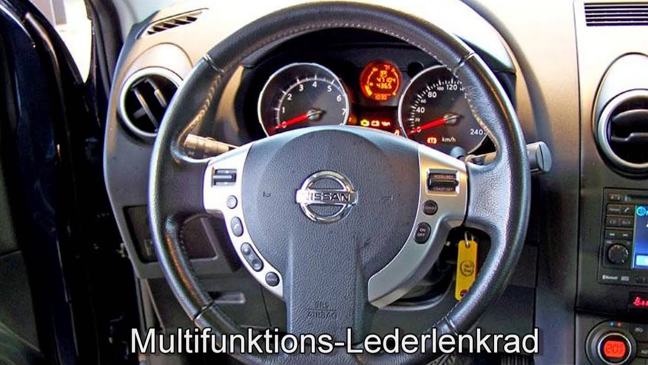 nissan qashqai 2 0 cvt acenta 2009 automatik new nissan. Black Bedroom Furniture Sets. Home Design Ideas