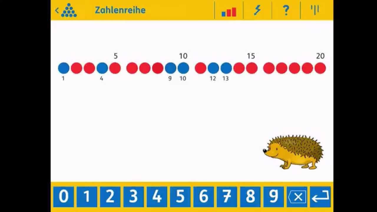 Blitzrechnen 1. Klasse - Mathe lernen in der Grundschule - nicht ...