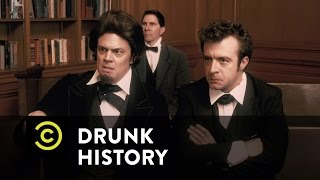 Drunk History - Preston Brooks Canes Charles Sumner (ft. Patton Oswalt)