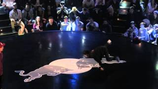 Can you believe this? - Bboy Bruce Almighty / Red Bull BC One 2015 World Final