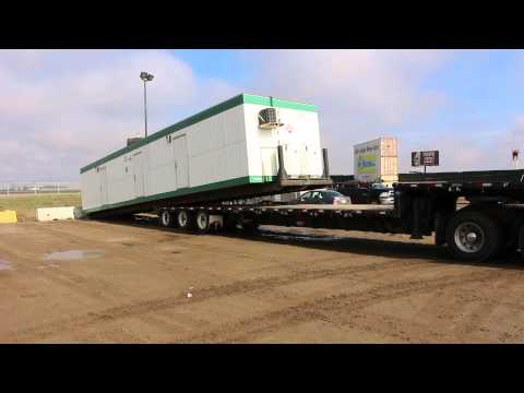 Fox Oilfield - Loading Trailer