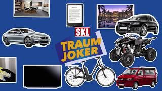 Der SKL-Weihnachts-Joker: Sachpreise & Cash gewinnen