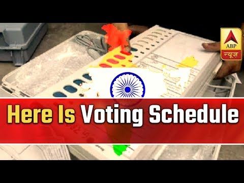 Lok Sabha Elections 2019: Here Is Voting Schedule | ABP News Mp3