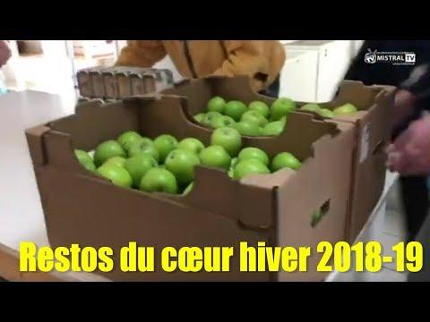 sem48 27nov   Restos du cœur hiver 2018-19